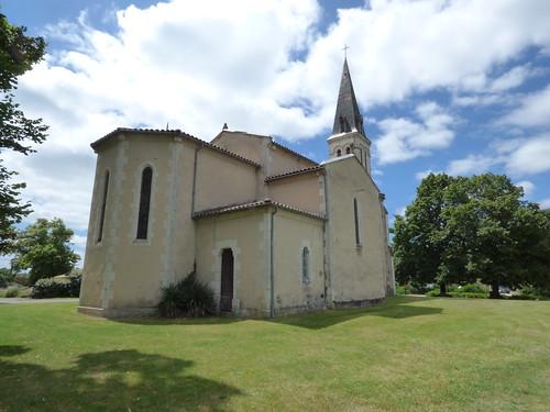 Eglise de Liposthey