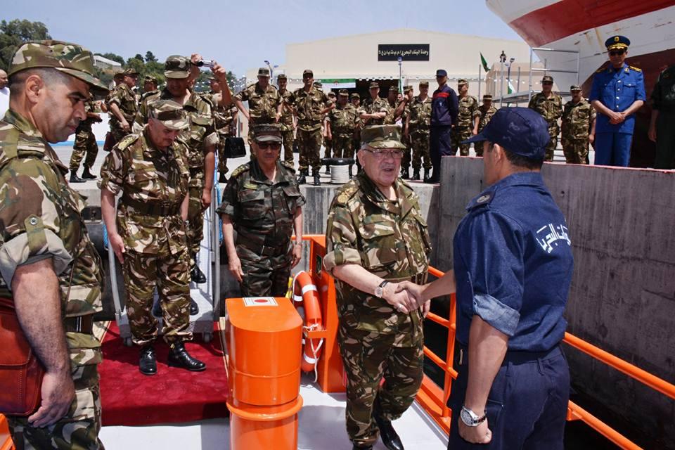 الصناعة البحرية العسكرية الجزائرية [ زوارق ] 27704003736_371bb7971f_o