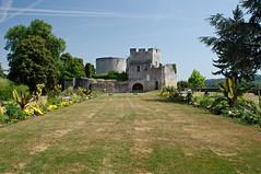 Porte principale du château de Gisors