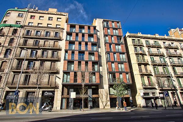 Hotel Europark, Barcelona