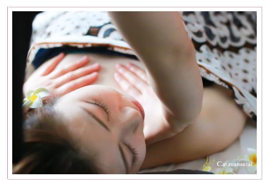 バリ風エステサロン ブンガバリ 名古屋市千種区 覚王山 サロン撮影 プロフィール写真