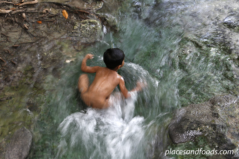 krabi emerald pool kid