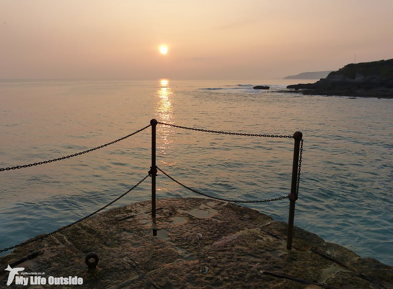 P1110544 - Porthleven Sunset