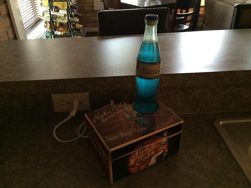 nuka-cola quantum lamp