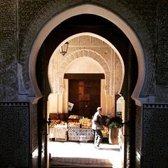 Just somewhere around #Fes medina. #Morocco #travel diaries