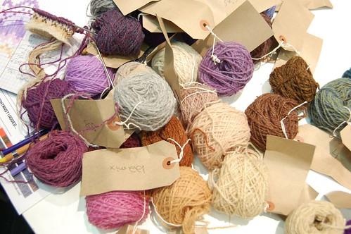 Jamiesons yarn