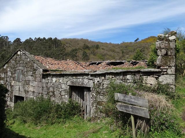 Casa do Crego en Cabaniño en A Lama