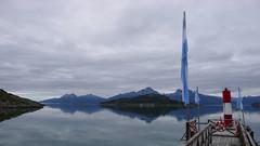 Zatoka Ensenada i poczta - Tiera del Fuego National Park