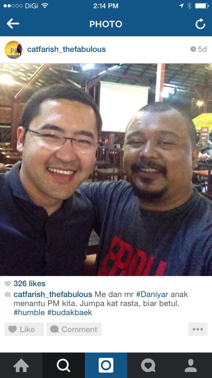 Siapa Daniyar Yang Sering Muncul di Instagram Selebriti?