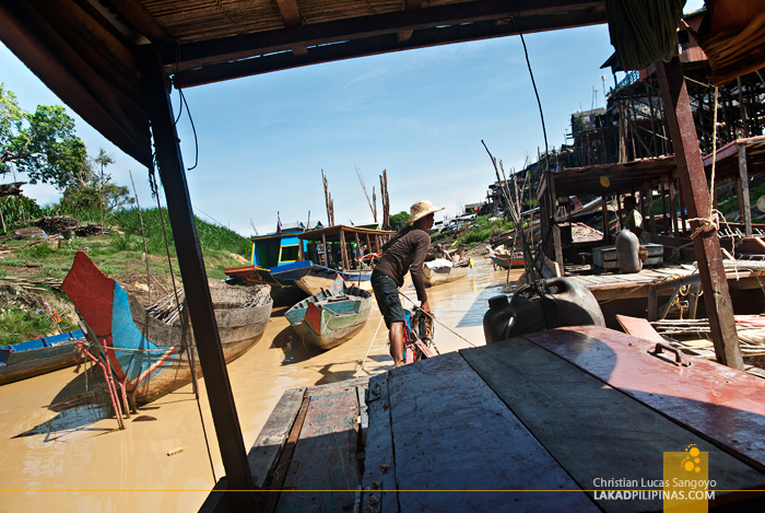 The Floating Village of Kompong Phluk in Siem Reap