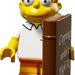 LEGO The Simpsons Martin