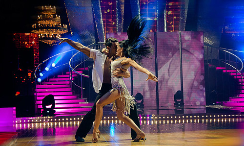 Dancing with the stars courtesy of Wikimedia Commons