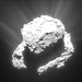 Comet on 9 March 2015 – NavCam by europeanspaceagency
