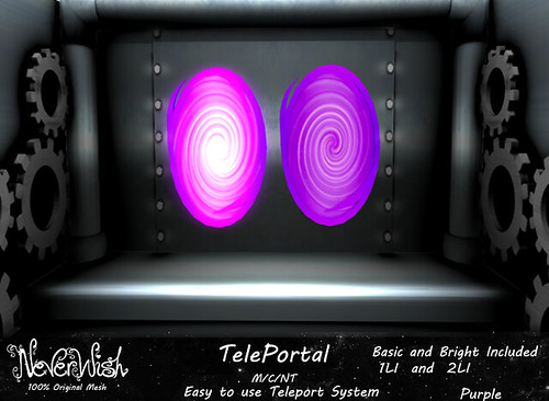 *NW* Purple TelePortal