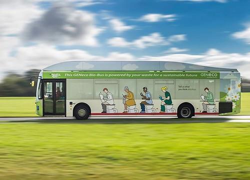 英國的「便便公車」。