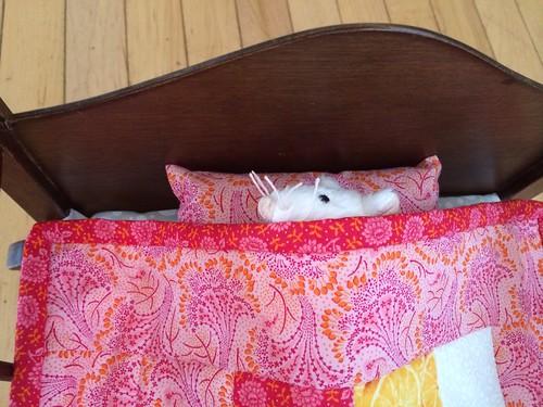 The Teeny Tiny Quilt