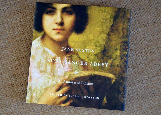 Jane Austen Annotated Northanger Abbey
