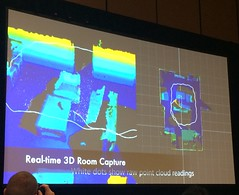 GDC 2015 Real-time 3D Room Capture with Tango