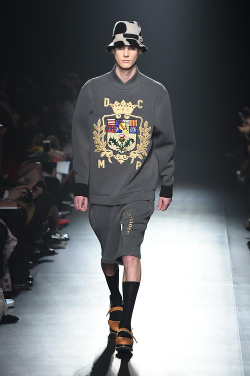 FW15 Tokyo DRESSCAMP004_Tim Meiresone(Fashion Press)