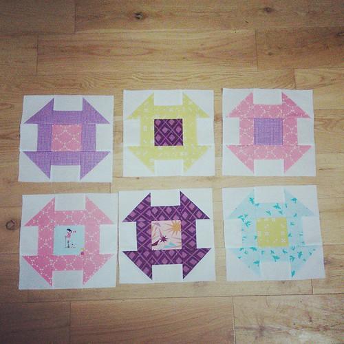 Sorbet churn dash blocks for @rosedahlia #siblingstogether