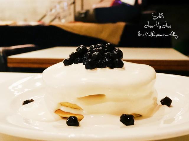 東區美好年代珍珠奶茶鬆餅 (1)