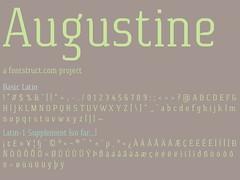 Introducing Augustine