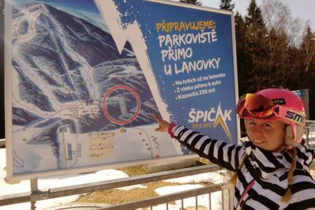 SNOW tour 2014/15: Špičák na Šumavě – na sluníčku s Koutským