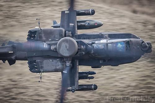 Army Air Corps Boeing AH-64 Apache Longbow