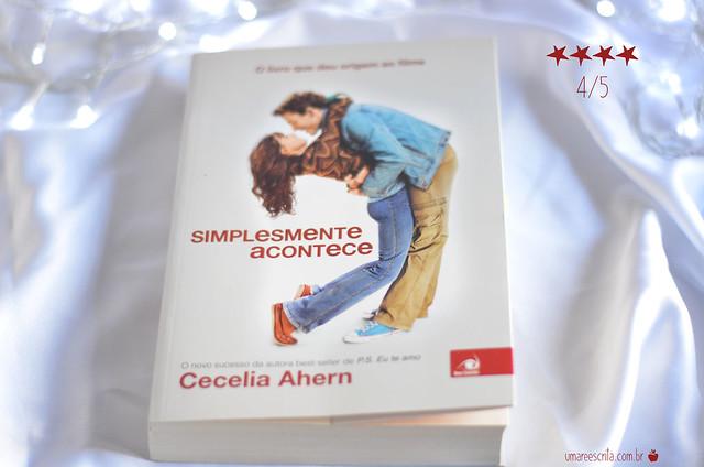 Simplesmente Acontece, Cecelia Ahern
