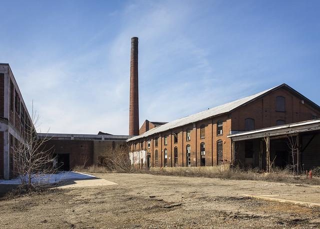 Hercules Engine Plant