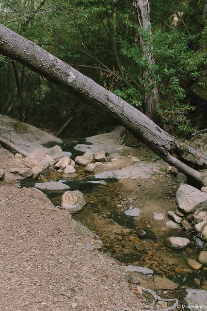 UVAS Каньон Крик Falls