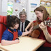 Opening of Tor Bank School, Dundonald, 26 March 2015