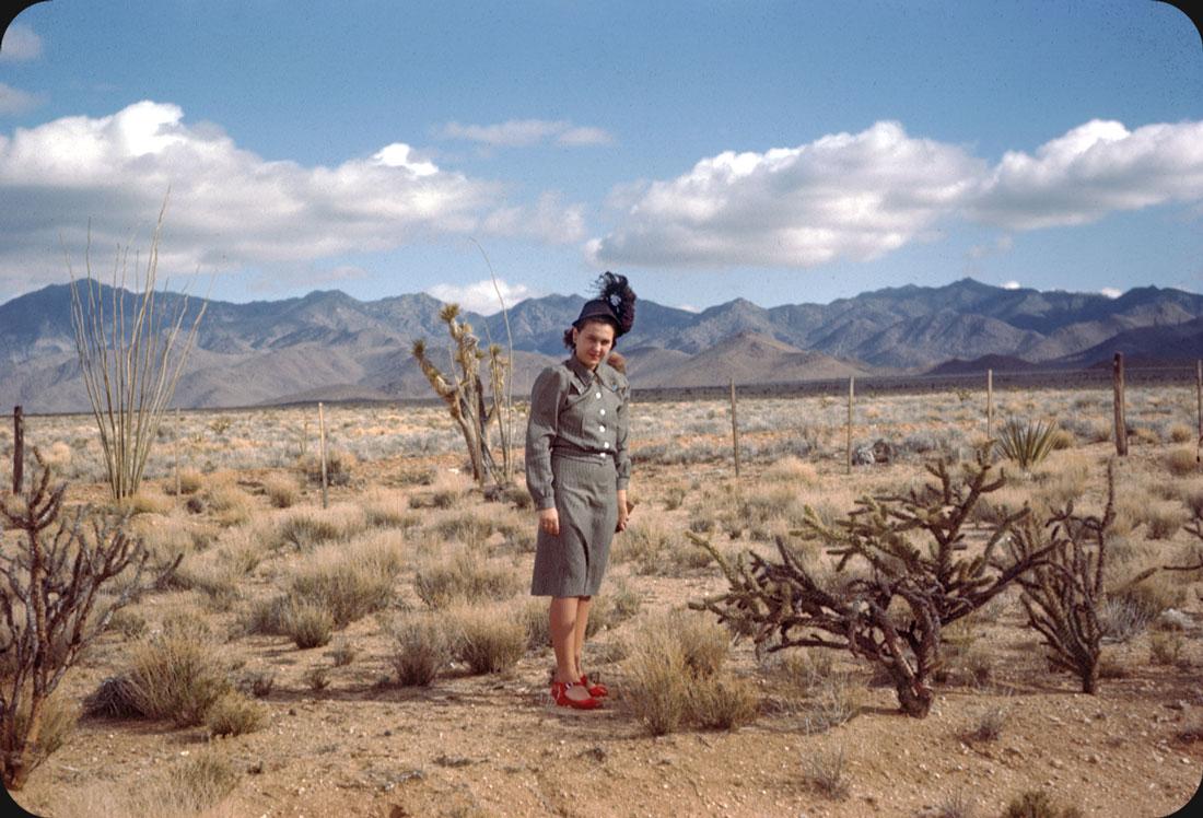 Arizona — 1947