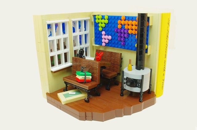 Flickr: The Lego Furniture Pool