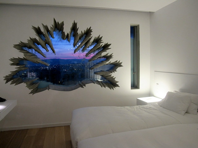 arcelone, Hotel Renaissance Fira de jmdigne sur Flickr - Licence Creative Commons