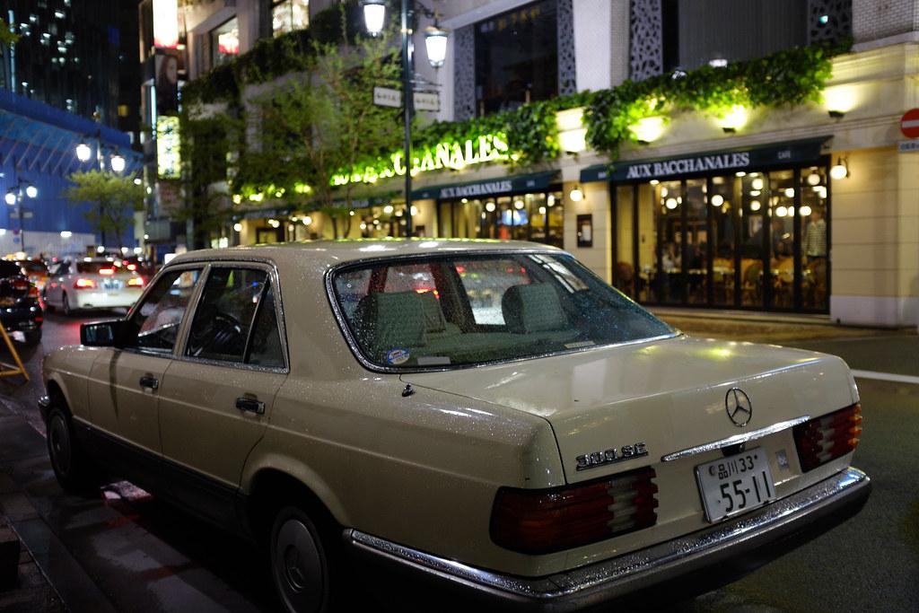Mercedes Benz 300SE 2015/04/17 X1004057
