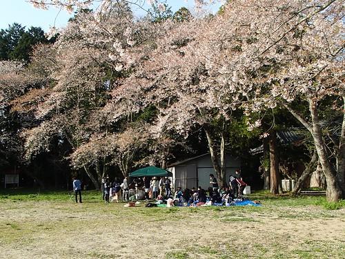 小高ワーカーズベース・見学&相馬小高神社で花見BBQツアー