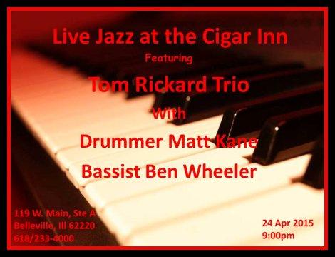 Cigar Inn 4-24-15