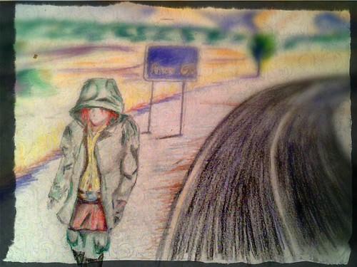 Random Hitchhiker