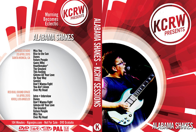 Alabama Shakes - KCRW Sessions + Red Bull Sound Space