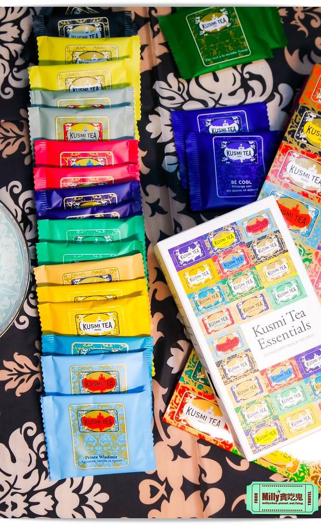KUSMI TEA 特選暢銷風味茶包組0012