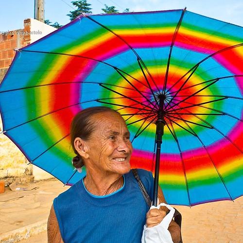 #cores das #sombrinhas na #Bahia #umbrela #colors #brazil #Intrabartolo #fotograforibeiraopreto #douglasfotografias #citizen