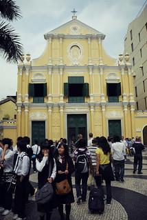 Igreja de São Domingos, Macao | Roland Krinner