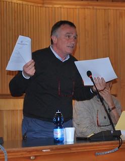 Il vicesindaco e assessore all'Agricoltura Pinuccio Valenzano