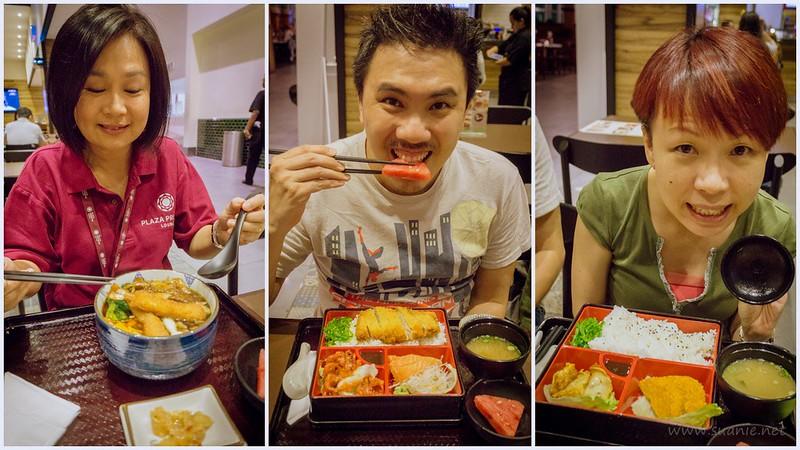 Green Market KLIA2 - food