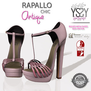 *YS&YS* Rapallo Shoes
