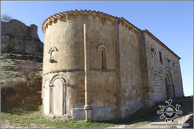 Ermita de la Soledad, Calatañazor, Soria. España