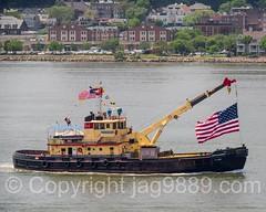 HAYWARD  U.S. Army Corps of Engineers Debris Collection Vessel, 2016 Fleet Week New York