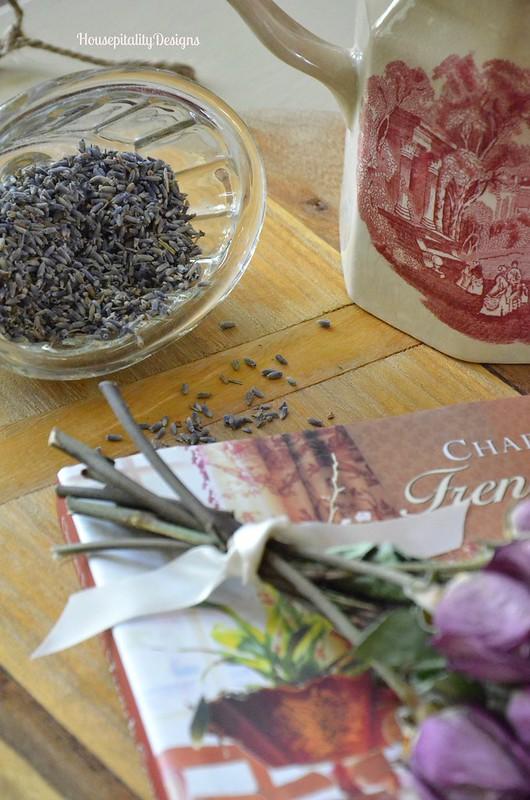 Lavender buds - Housepitality Designs