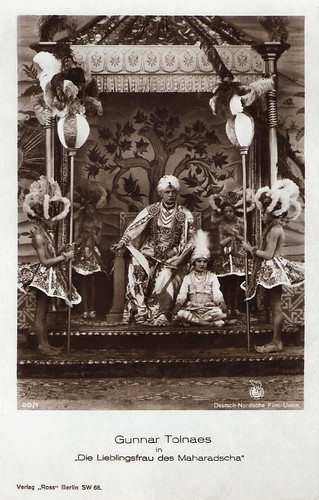 Gunnar Tolnaes in Die Lieblingsfrau de Maharadscha